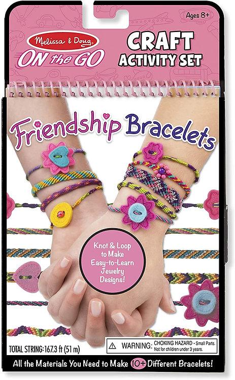 Melissa & Doug On the Go Friendship Bracelets