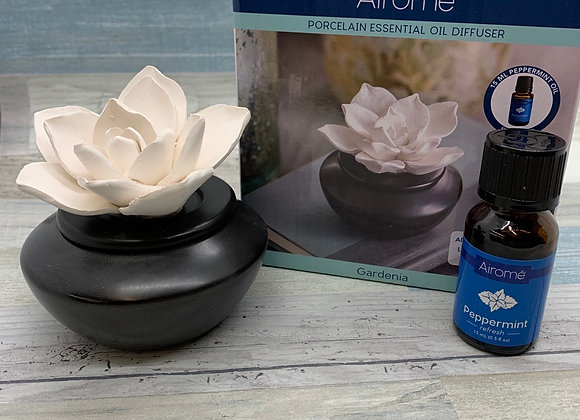 Airome Porcelain Essential Oil Diffuser