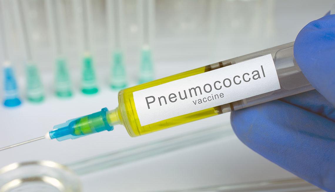 Pneumonia Vaccine (Ages 65+)