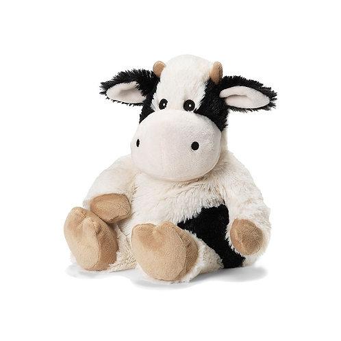 Warmies® White & Black Cow