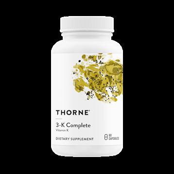 Thorne - 3-K Complete