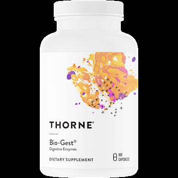 Thorne - Bio-Gest® Digestive Enzymes 180 Ct.
