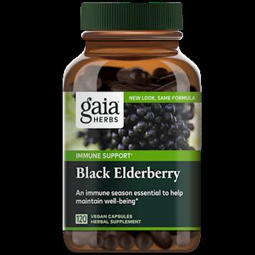 Gaia Herbs - Black Elderberry