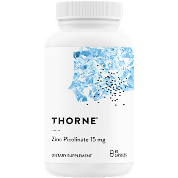 Thorne - Zinc Picolinate 15 mg