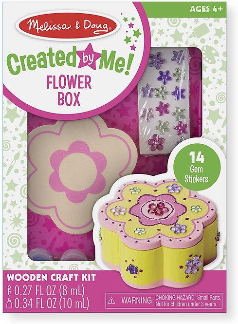 Melissa & Doug Created by Me Flower Box