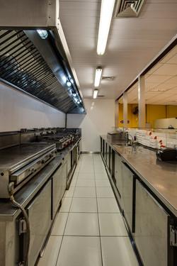 Cozinha ECO Lanches