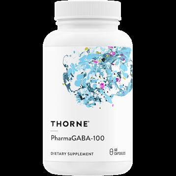 Thorne - PharmaGABA-100