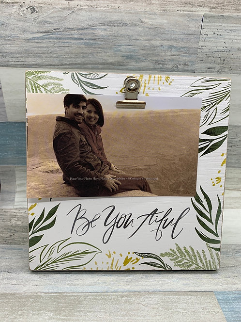 Be You Tiful Picture Frame