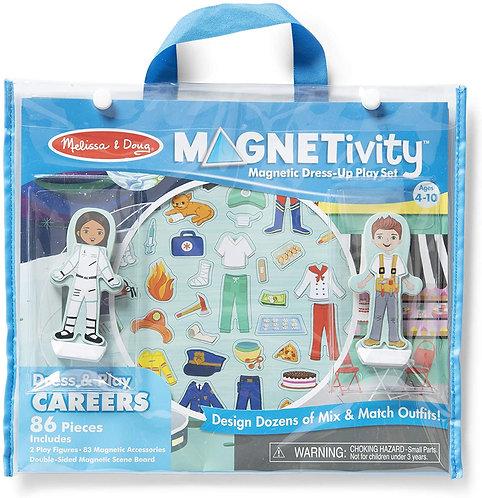 Melissa & Doug Magnetivity Careers