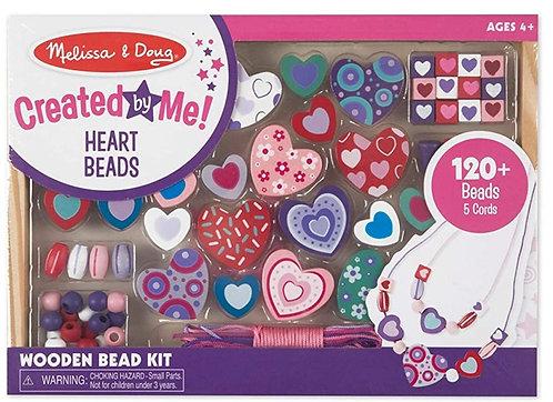 Melissa & Doug Sweethearts Bead Set