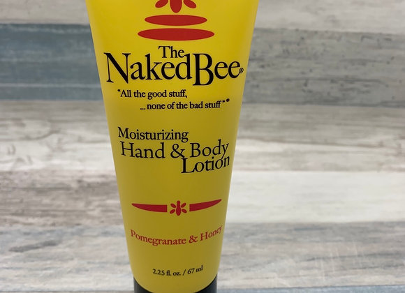 The Naked Bee - Pomegranate & Honey Serious Hand Repair Cream