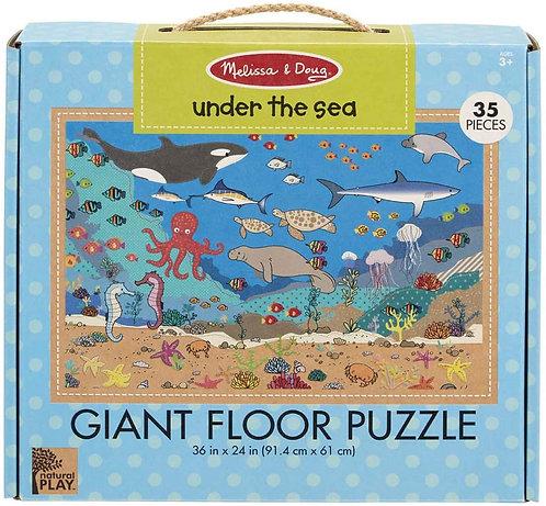 Melissa & Doug Giant Floor Puzzle
