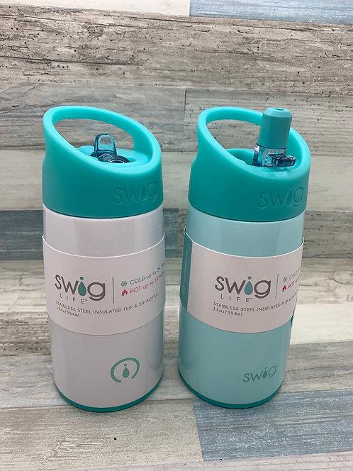 Swig Flip and Sip Cap 12 oz. Bottle