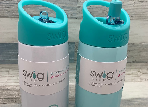 Swig Flip and Sip Cap 12 oz. Bottle