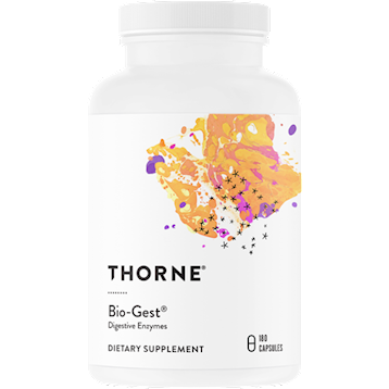 Thorne - Bio-Gest® Digestive Enzymes 60 count