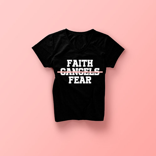 Faith Cancels FEAR