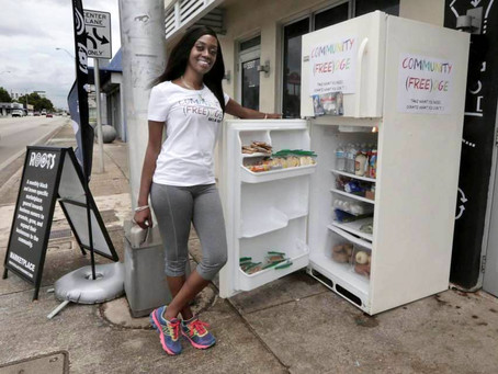 Entrepreneur and Philanthropist Sherina Jones Helps Feed Community During Pandemic