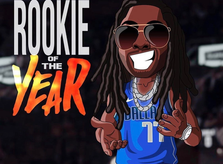 "Fly Stoner Motive Releases ""Rookie of the Year"" Album"