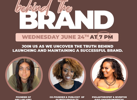 "The Lipstickroyalty Agency Debuts New Instagram Series ""Behind the Brand"""