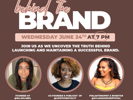 """The Lipstickroyalty Agency Debuts New Instagram Series """"Behind the Brand"""""""
