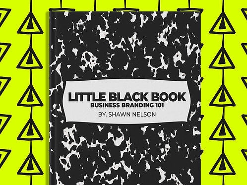 Little Black Book (Business Branding 101) E-Book