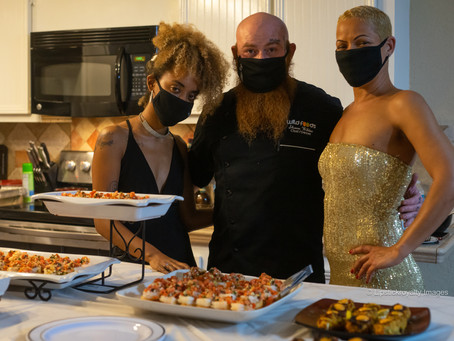 The Lipstickroyalty Agency curates intimate holiday dinner party in South, FL