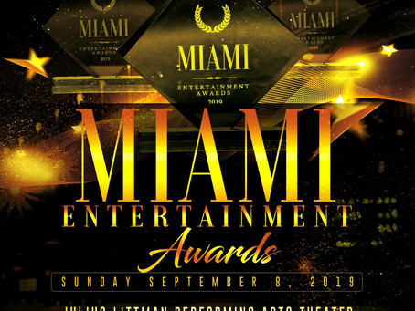 The Lipstickroyalty Agency to Spearhead Media Efforts at Inaugural Miami Entertainment Awards
