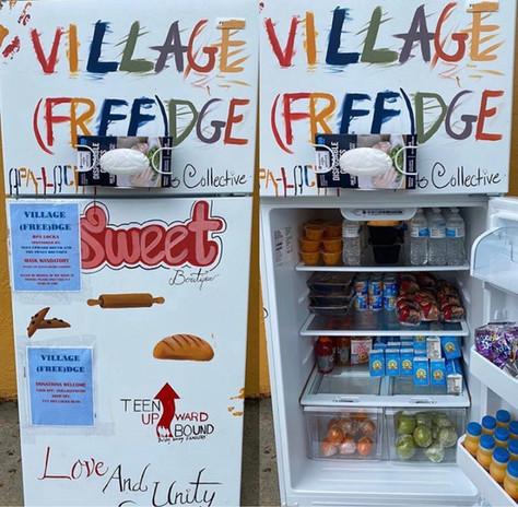 Village Free(dge)- Sherina Jones