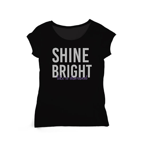 Shine Bright Custom Tee