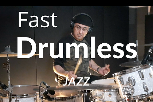 Fast Drumless Jazz (230 BPM) - Sweet Georgia Brown