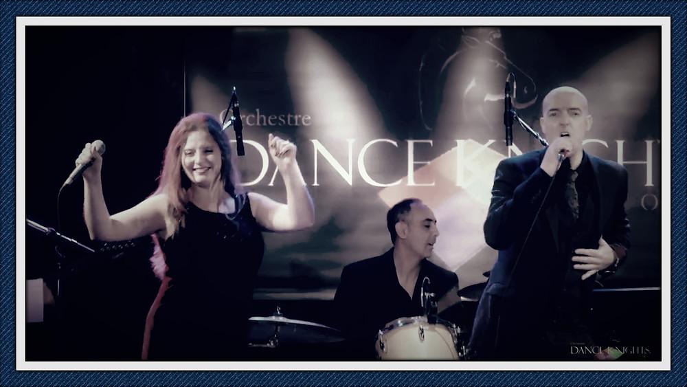 Orchestre Dance Knights Live band pour événements