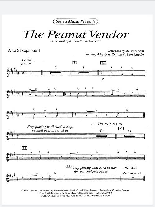The Peanut Vendor (Big Band arr. Kenton)