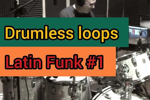 Drumless Latin Funk Loop