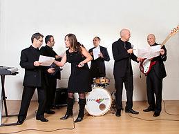 Orchestre Dance Knights avec partitions de musique