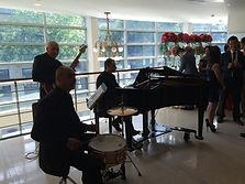 Trio jazz (Montréal) pour vos événements - Orchestre Dance Knights