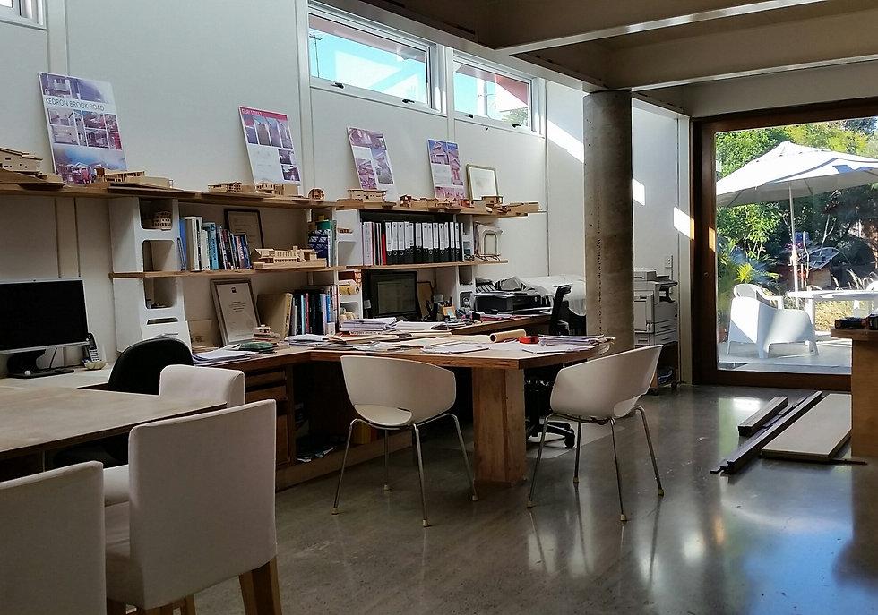 Architects Office Morningside Brisbane Ben Thomas Studio