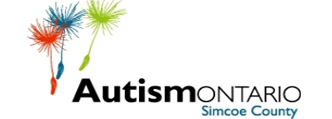 A Note from the Autism Ontario – Simcoe County Chapter.
