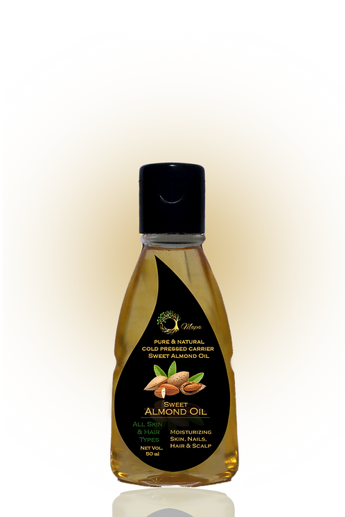 Sweet Almond Oil, Organic, 50ml
