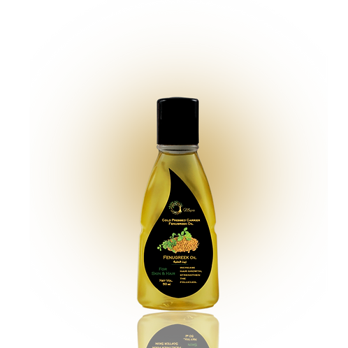 Fenugreek Oil ,Organic ,50ml
