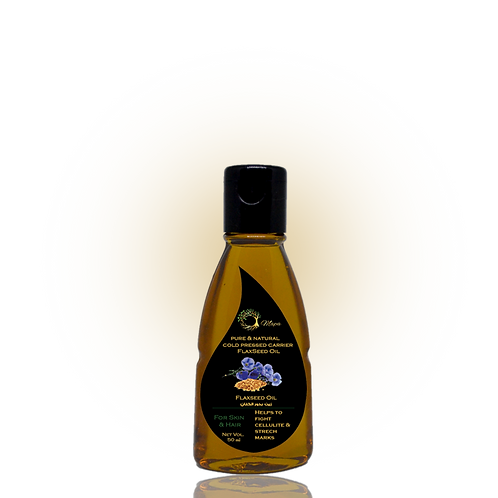 Flax Seed Oil, Organic ,50ml