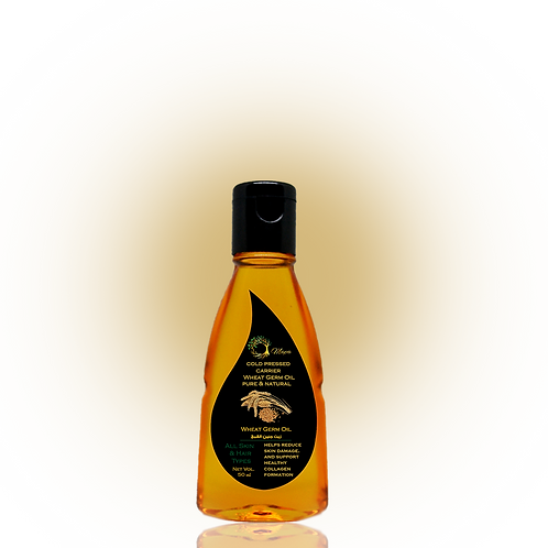 Wheat Germ Oil ,Organic ,50ml