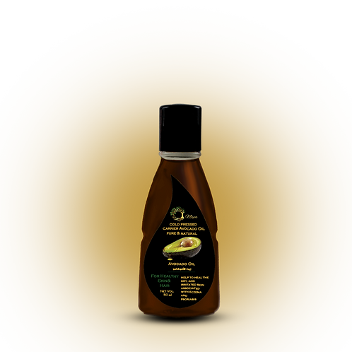 Avocado Oil, Organic ,50ml