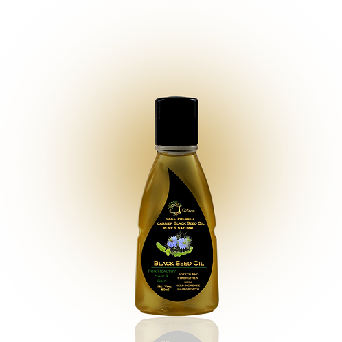Black Seed Oil, Organic, 50ml