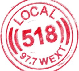 Michael Featured on WEXT 97.7's Local 518 Show: Listen In!