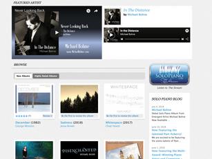 SoloPiano.com's Featured Album