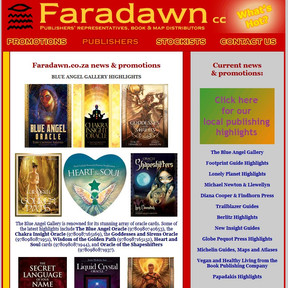 Faradawn book distributor website