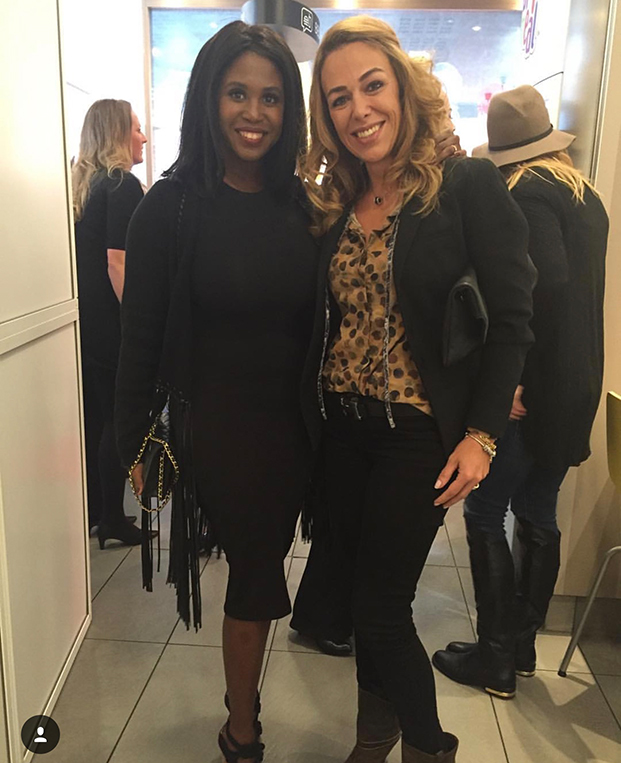 Motsi Mabuse, Betty Moghaddam