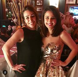 Betty und Nina Moghaddam
