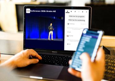 Profesjonaliser ditt digitale møtebehov!