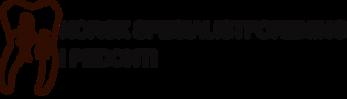 Logo - Norsk Spesialforening i Pedonti n